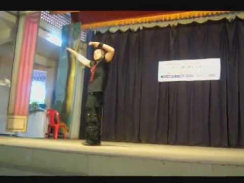 Tamil Song Dance-neruppae Sikki Mukki