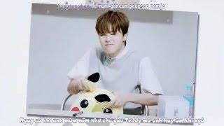 [FMV] [VIETSUB+KARA] BTS JIMIN Pretty Boy Resimi