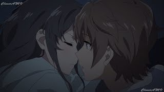 KISSING Bunny Girl Senpai In MOOD [HD] Gone....