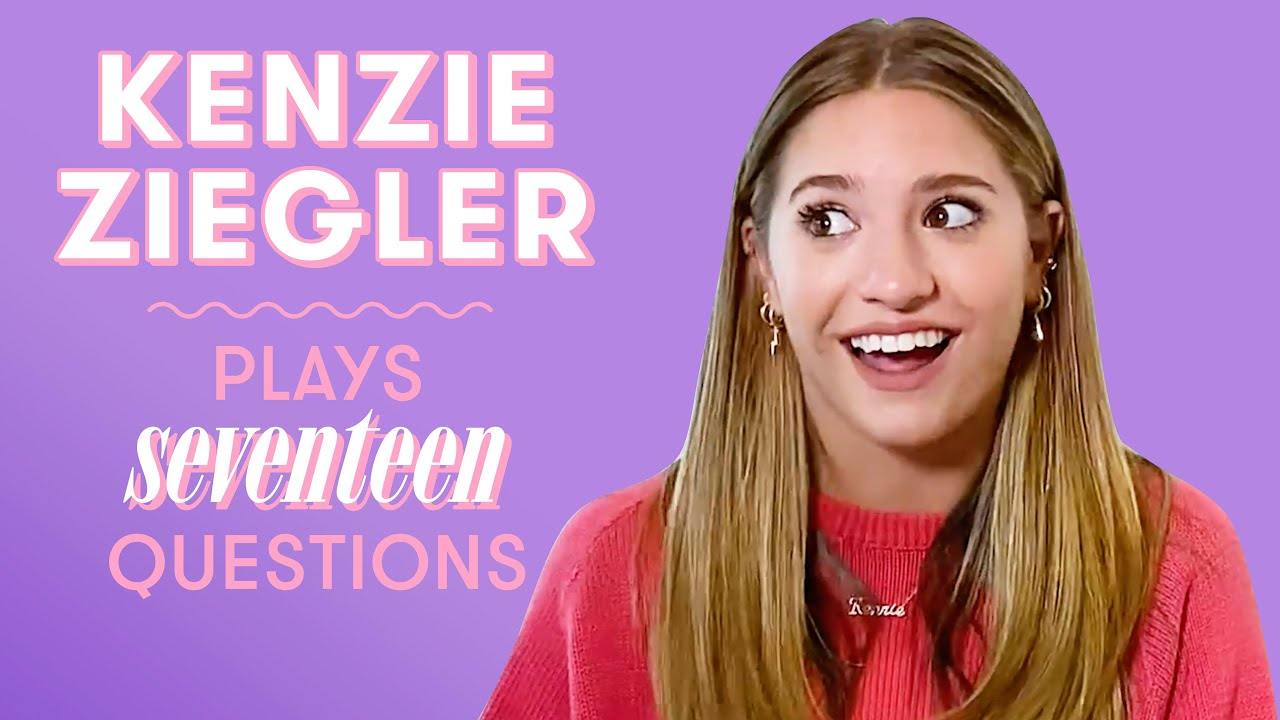 KENZIE Ziegler Was Completely Starstruck by Justin Bieber | 17 Questions