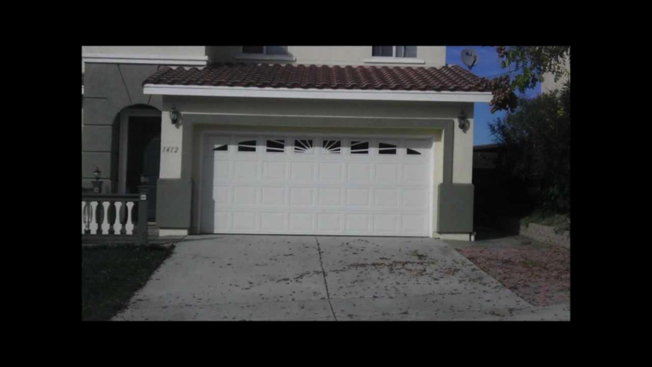 Garage Door garage door repair encinitas pics : Encinitas Garage Door Repair 858-997-2681 - YouTube