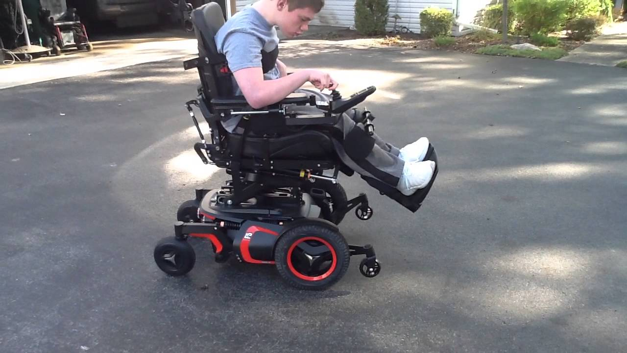 A new view of life with permobil power wheelchair youtube for Does medicare cover motorized wheelchairs