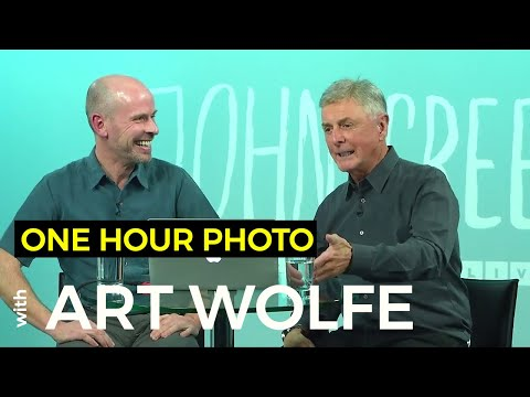 One Hour Photo With Art Wolfe | Ep. 3