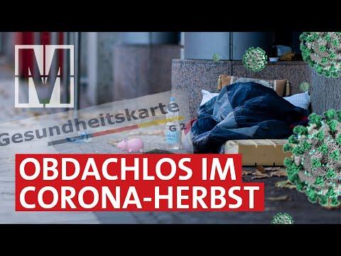 Am Rande der Gesellschaft: Obdachlos im Corona-Herbst