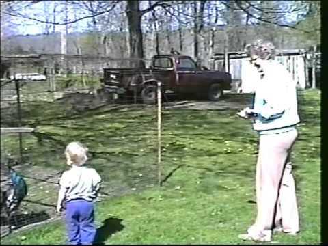 Matt Howell and Dixie Palmer 1989