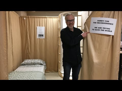 Adam Savage's Maker Tour: Incite Focus