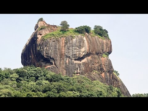 Ancient City of Sigiriya, Sri Lanka in 4K (Ultra HD)