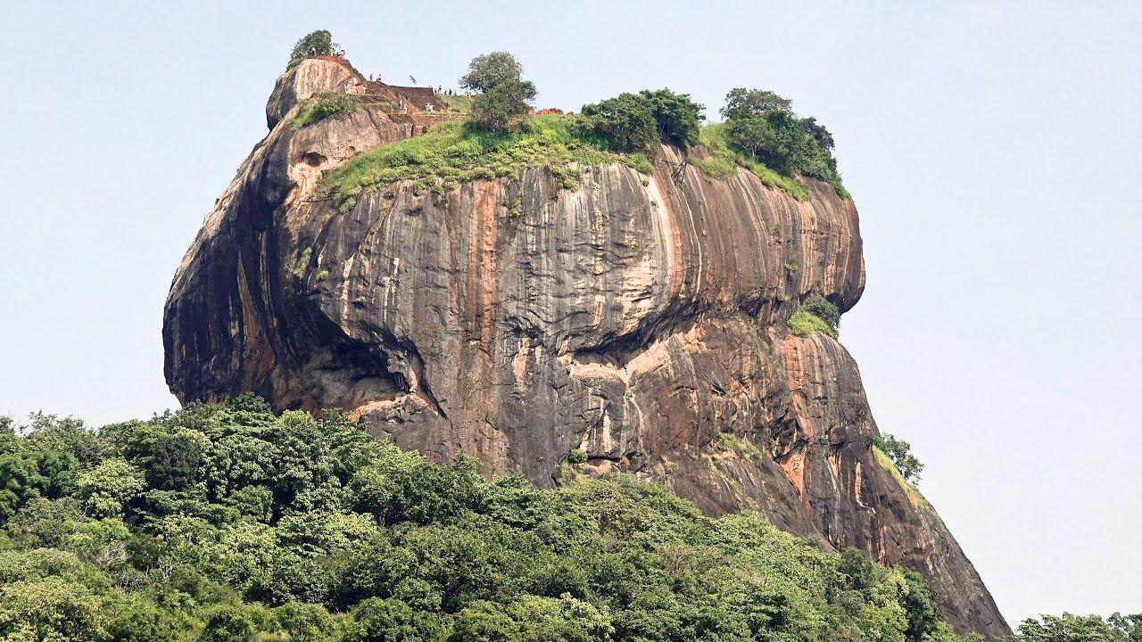 Ancient City Of Sigiriya Sri Lanka In 4k Ultra Hd Youtube