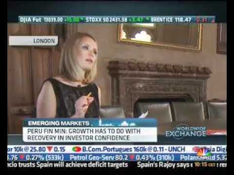 CNBC Peru Interview 2 (18.04.2012)