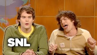 Weekend Update: Bill and Andy Impression off - Saturday Night Live