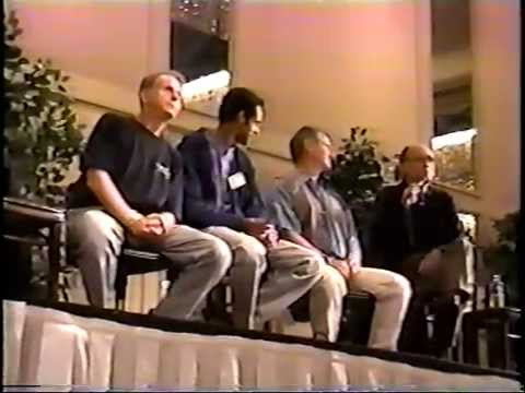 Star Trek Deep Space Nine Convention Panel 1998