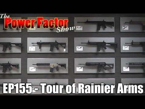 Episode 155 - Tour of Rainier Arms