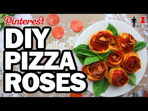 Pizza Roses - Best Flowers For Both Men & Women!