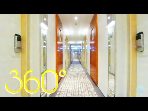360° video VR of Hong Kong Hotel iclub fortress hill 4K