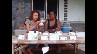 Травяные мешочки для тайского массажа   Herbal bags hot compress Thai massage   ลูกประคบประคบปฺระ-คบ