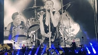 Download Depeche Mode - I Feel You (live Foro Sol '18) MP3 song and Music Video
