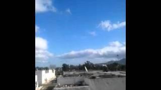 Le bruit qui est venu du ciel tetouan