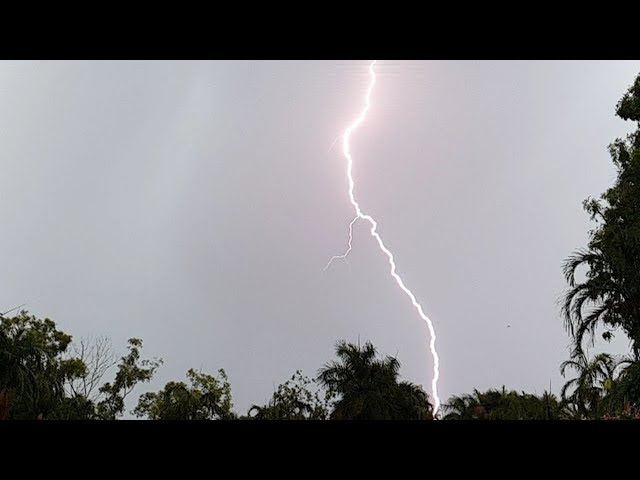 Quick Darwin Lightning Display