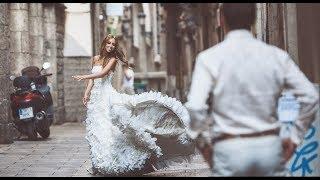 Свадьба в Испании в Сан-Себастьяне Ирины и Николая