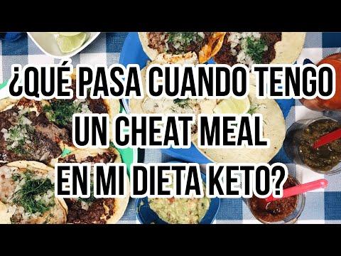Debería tener una comida trampa en una dieta cetosis