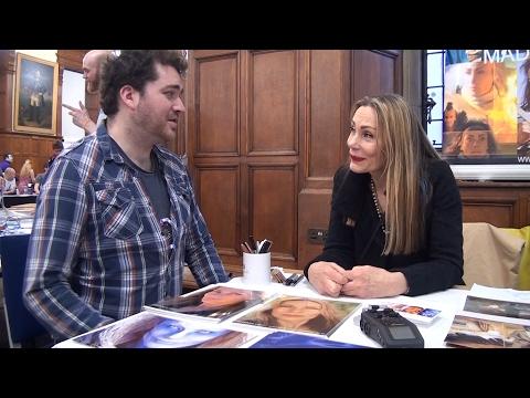 Virginia Hey Interview - Oxford Comic Con 2016