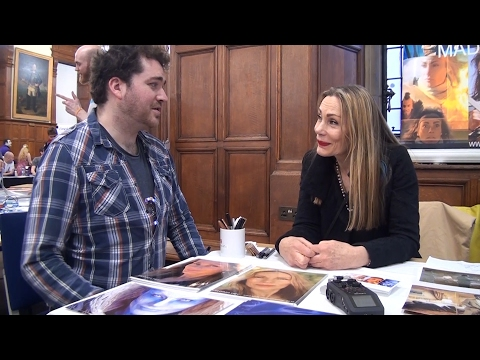 Virginia Hey   Oxford Comic Con 2016