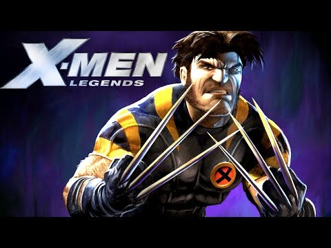 X Men Legends All Cutscenes Game Movie 1080p 60fps Youtube