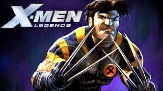 X-MEN LEGENDS All Cutscenes (Game Movie) 1080p 60FPS