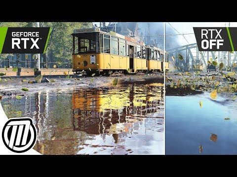 Battlefield V: Ultra RTX Realism - 2080 Ti Gameplay (No HUD)