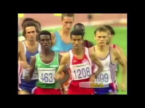 4135 Olympic Track & Field 1992 5000m Men