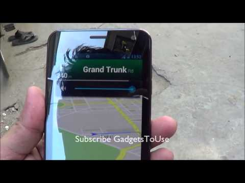 Solved - Fix Searching For GPS Error in Navigation on Android Phones