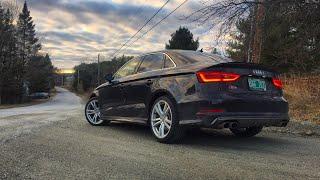 2015 Audi S3: Quarantine Cruise