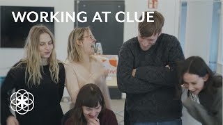 What's it like working at Clue thumbnail