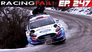 Racing and Rally Crash Compilation 2020 Week 247 including Rally Monte Carlo Special