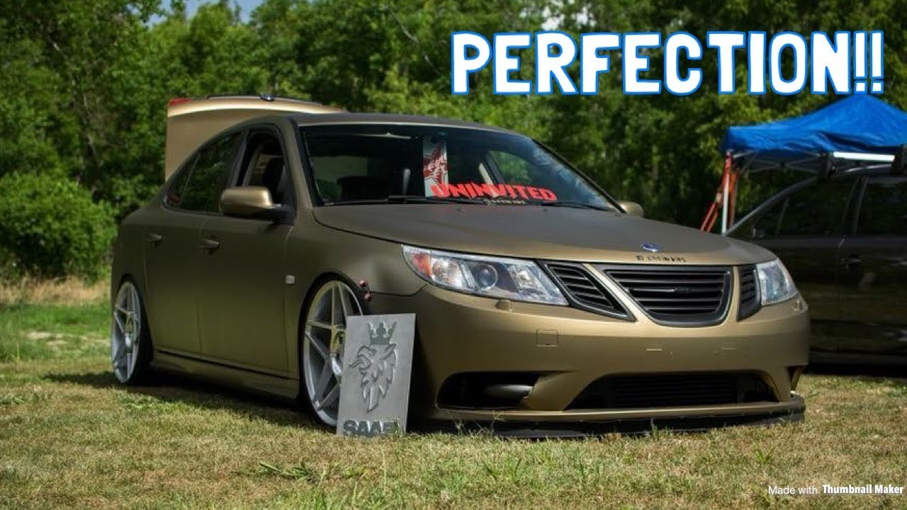 5 Reasons Why A Saab Is The Perfect First Car
