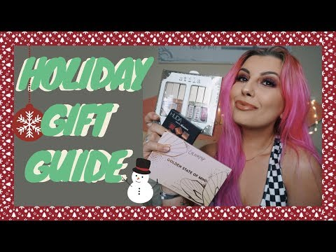 5 HOLIDAY GIFT IDEAS FOR MAKEUP LOVERS