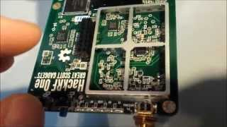 Software Defined Radio with HackRF, Lesson 11: Replay — MyVideo