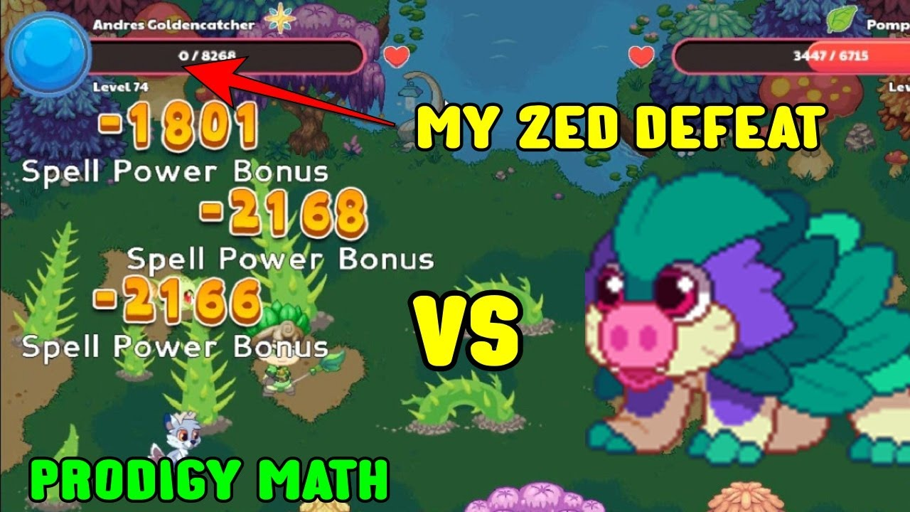 Capture 2 Pets Go To Level 18 Prodigy Math Game Student Part 6 Games For Children By Games For Kids