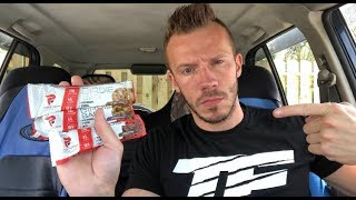 Honest Reviews: Parform The Birdie Bar - All 3 Flavors (Protein Bar)