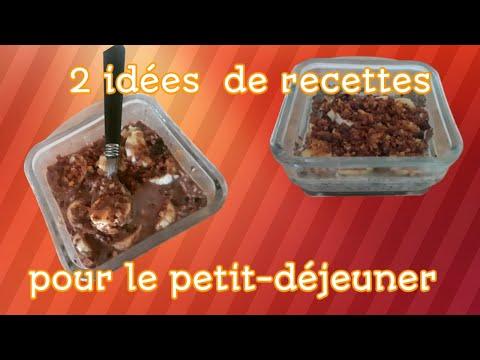 2-idÉes-de-recettes-pour-le-petit-dÉjeuner-🍌|-femmes-expressions