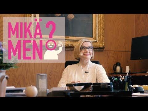 """Mikä meno Paula Risikko, saako eduskunnan pikkujouluissa juoda? – """"Ei sitä ole kielletty, mutta..."""""""