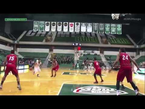 Ty Toney: Eastern Michigan Basketball Senior Highlights