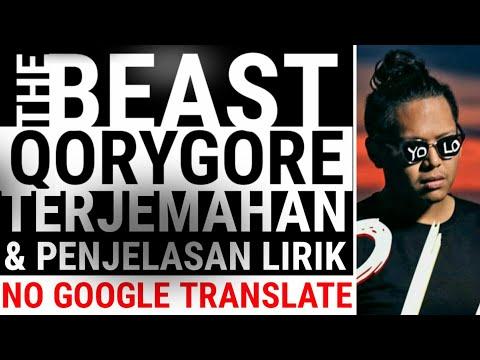 QORYGORE - THE BEAST TERJEMAHAN & PENJELASAN LIRIK