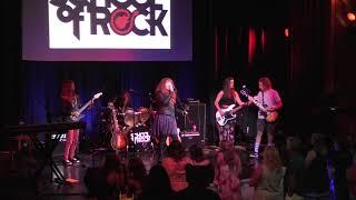 Virginia Beach School of Rock House Band, opening for Britton Buchanan- Highway Star