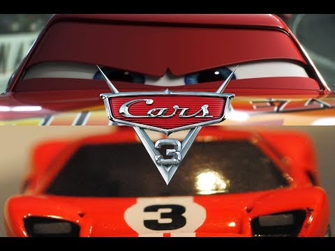 "Cars 3 ""The Limit"" Official Trailer - StopMotion Comparison"