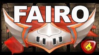 Fire Imp Champion Fairo: Summoners War