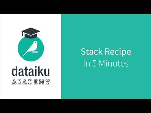 Stack Recipe In 5 Minutes