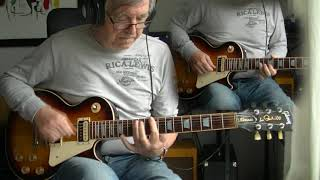 """""""Gimme Shelter"""" (The Rolling Stones) - Guitar cover"""