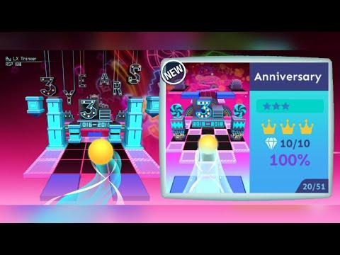 Rolling Sky - Anniversary (Bonus 19)