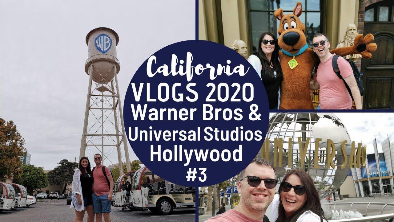 Wb Backlot Tour Halloween 2020 California Vlogs   March 2020 | Warner Bros Tour & Universal